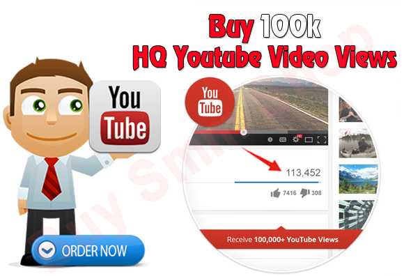 Buy HQ Youtube video Views