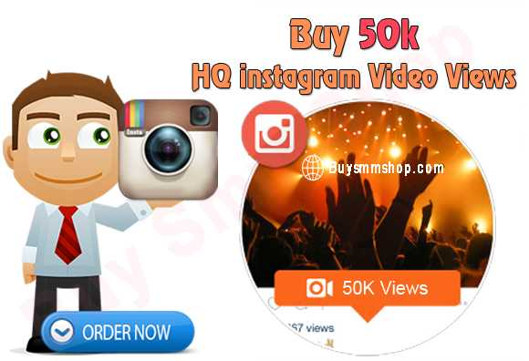 Buy HQ Instagram Video Views