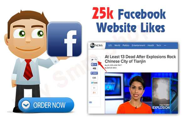 Buy Facebook Website Likes